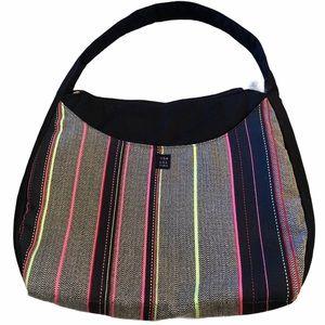 1154 Lill Studio striped handbag Brand New